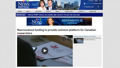 CONP coverage on CTV