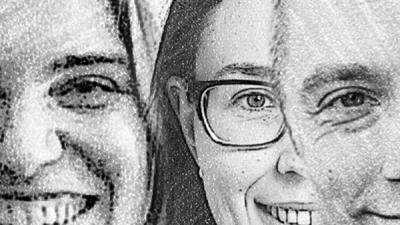 CONP – Elizabeth DuPré, Ana Van Gulick and John Borghi