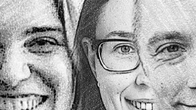 CONP – Elizabeth DuPré, Ana Van Gulick et John Borghi