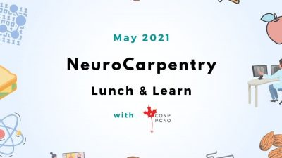 "NeuroImaging Carpentry ""Lunch & Learn"""