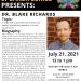 KCNI Speaker Series - Dr. Blake Richards