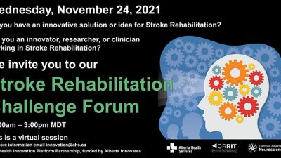 Stroke Rehabilitation Challenge Forum